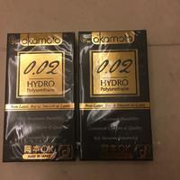 Okamoto 002 Hydro Polyurethane