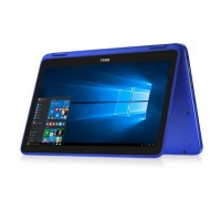 Laptop Notebook [DELL Inspiron 11-3168 Quad Core Touch Blue]