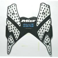 Vriasi Karpet Motor Yamaha Blue Core Mio M3,Z,Soul GT 2Tone Hrga Murah
