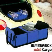 harga Car Organizer / Tas Mobil Bagasi Box Mini Cargo Traveling Organizer Tokopedia.com