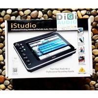 BEHRINGER iSTUDIO iS202 iPad Docking controller Audio, Video, and MIDI