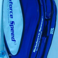 Tas Badminton / Bulutangkis RS Blue/White (New 2017)