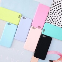Macaroon Candy Pastel Case Iphone 7 7Plus 6 6Plus 5 5S SE 6S 6SPlus