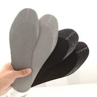 Charcoal Shoe Insole / Sol Arang Anti Bau Sepatu