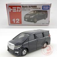 Jual Tomica Reguler 12 Toyota Alphard (Black) Murah