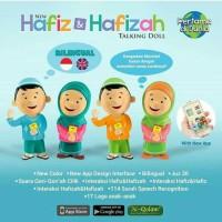 Jual Hafiz/Hafizah Talking Doll New Version (Bilingual) Murah