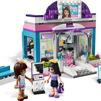LEBIH CERIA Lego Bela Friends 10156 Butterfly Beauty Shop isi 220pcs S