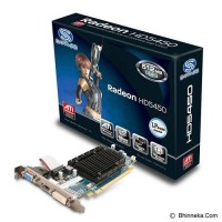 POWERCOLOR HD 5450 1GB