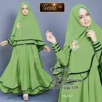 GROSIR murah baju muslim camelia syari polos