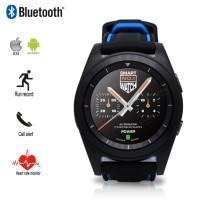 Jual Smartwatch No.1 G6 sports Black Heart Rate / jam pintar sport no 1 G 6 Murah
