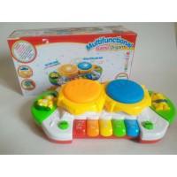 Mainan Edukasi / Mainan Musik - Multifunctional Game Organ