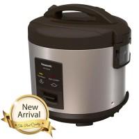 Panasonic Rice Cooker 1.8 Liter Deep Brown