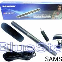 Mic Kabel Samson C01 Telescopic Condenser Shotgun Podessional