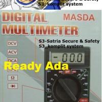 MULTITESTER DIGITAL / MULTIMETER DIGITAL / AVOMETER