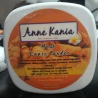 Anne Kania - herbs Loose Powder