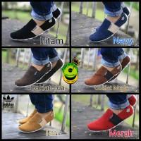 Jual Sepatu santai Pria/ Adidas Slop/ Adidas Slip On Murah Grosir Murah