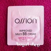 Jutanhak Cosmetic - OSSION IMPROVED MULTI BB CREAM SPF27/PA++ (sample) - made in Korea