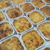 Makaroni Panggang macaroni schotel