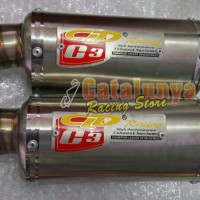 harga Knalpot Racing Yamaha Er6n Cld Trioval Catalunya Racing Custom Tokopedia.com