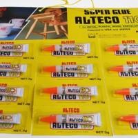 Alteco Super Glue 110 / Lem Alteco / Original