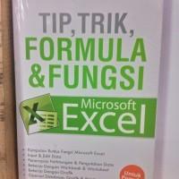Suka Buku - Tip, Trik, Formula & Fungsi Microsoft Excel