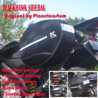 Sidebag / Tas Samping Motor Blackhawk Bukan Tailbag Tankbag Dashbag