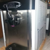 Mesin Pembuat Es Krim 1 Tuas | Mesin Soft Ice Cream Aecoe ICR-AC-18CTB