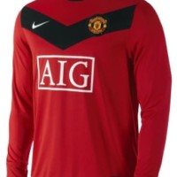 Authentic Jersey Adidas Manchester United 2009 - 2010 Home