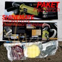 harga Dual Action Polisher Shinemate ERO600 G1+ incl. 3 pcs IPO Pad 6in Wave Tokopedia.com