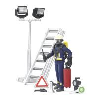 harga Bruder 62700 Fire Brigade Figure Set Biru Tua - Mainan Anak Tokopedia.com