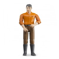 harga Bruder 60007 Man, Light Skin, Brown Jeans - Mainan Anak Tokopedia.com