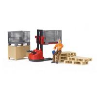 harga Bruder 62200 Bworld Logistics Set - Mainan Anak Tokopedia.com