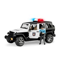 harga Bruder 2526 Jeep Wrangler Unlimited Rubicon Police Vehicle - Mainan Tokopedia.com