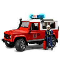 harga Bruder 2596 Land Rover Defender Station Wagon Fire Department - Mainan Tokopedia.com