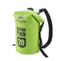 Dry Bag 500D 20L FS16 Green Nature Hike Ransel