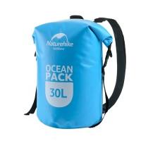 Dry Bag 500D 30L FS16 Blue NatureHike Ransel