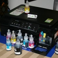 Printer Brother DCP-T700W