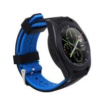 Cognos Smartwatch G6 - Heart Rate - Silicone Full Black U8 U9 Dz09 U10