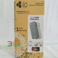 Jual Powerbank Hippo ILO F2 11000Mah    Simple Pack Murah