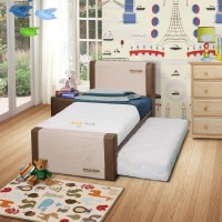 Jadetabek! Full Set Florence Springbed Smile Kids 2in1 120 X 200