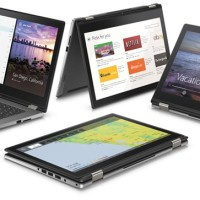 Dell Inspiron 5368 Core i3 Skylake Touch Layar Lipat 13 RAM 4GB FHD