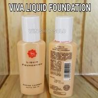 VIVA LIQUID FOUNDATION / POUNDATION 30ML