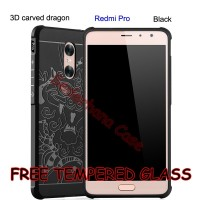 Xiaomi Redmi Pro 5.5 inch Kamera Dua Cocose Dragon + Tempered Glass