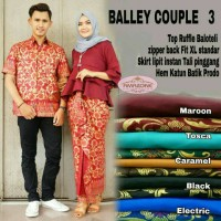 balley set couple katun batik