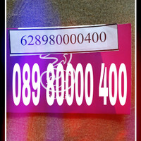 nomor. cantik kartu perdana