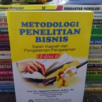 metodologi penelitian bisnis edisi 6 by prof dr Jogiyanto hartono