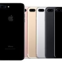 BNIB iPhone Silver 7+ 32gb, Garansi resmi 1 Tahun