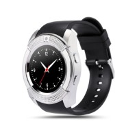 Smartwatch Round V9 Support SIM Card And Micro SD/ Smart watch Bulat