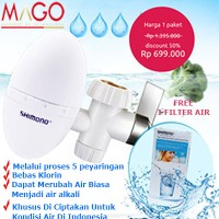 Filter air SHIMONO WATER PURIFIER New