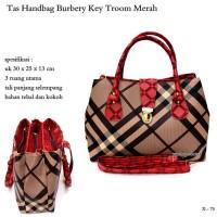 Tas handbag BBR key troom merah